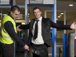 Metal Detectors – Hand held and Walk through